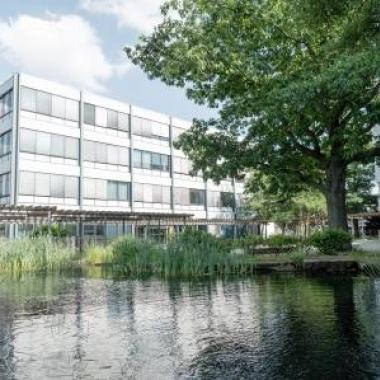 Konferenz- und Finanzcenter Schmalbachstraße