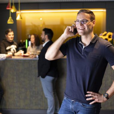 Wir sind AFI... Und pflegen eine offene sowie kommunikative Unternehmenskultur.
