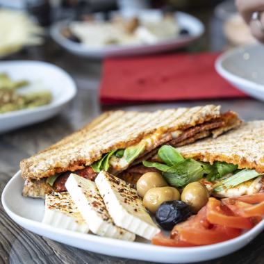 Cheatday am Panini Donnerstag!