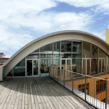 1.Rooftop Terrasse (5.Stock)