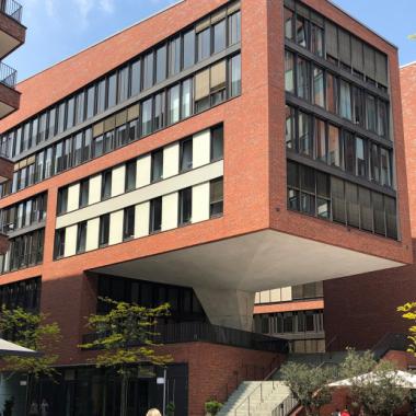 Unser Büro in der Hamburger Hafencity