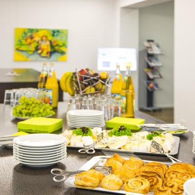 Immer Freitags – unser Frühstück für alle Kollegen