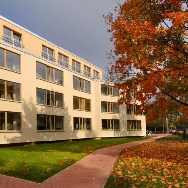 Waldfriede und sein Netzwerk - das Seniorenhaus Waldfriede