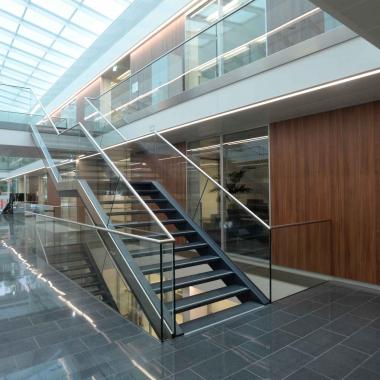 Unser modernes Firmengebäude