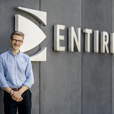 Sebastian Kirk, Recruiter & Talent Manager