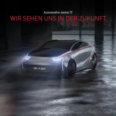 Automotive meets IT – Wir sehen uns in der Zukunft! ferchau.com/go/zukunft