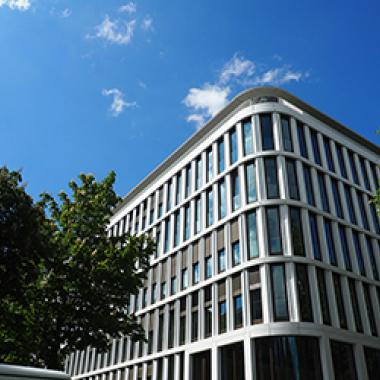Der neue Standort Kaiserhof am Mediapark