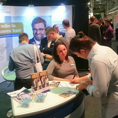 Absolventenmesse 2018 - Recruiting vor Ort