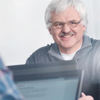 Arbeiten bei Wolters Kluwer - IT / Softwareentwicklung (Mitarbeitershooting)