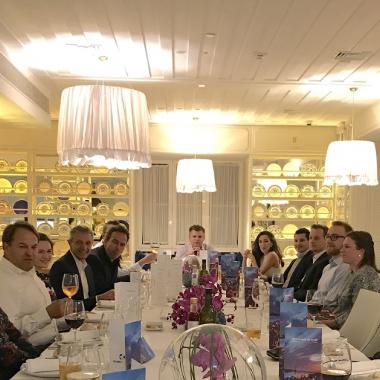 Gala Dinner zum 20jährigen Bestehen in Portugal