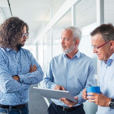 In der Unit Entwicklung und Architektur arbeiten derzeit über 60 ABAP-Spezialisten, Berater, Software-Architekten und Java-Entwickler an hochkomplexen Automatisierungsprojekten.