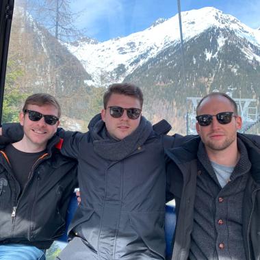 Teamtrip Ischgl 2019