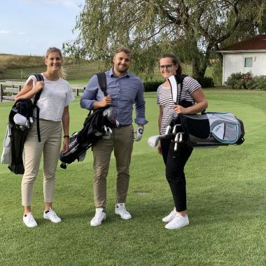 Teamevent Golfen