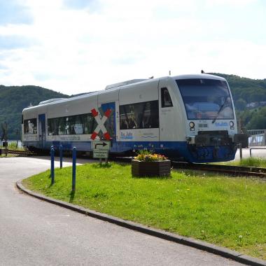 Schienenpersonennahverkehr Rurtalbahn Düren