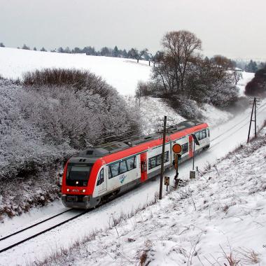 Schienenpersonennahverkehr VIAS GmbH Düsseldorf, Neuss, Mönchengladbach und Frankfurt am Main, Odenwald, Michelstadt