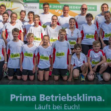 AOK Firmenlauf 2019 in Wiedenbrück