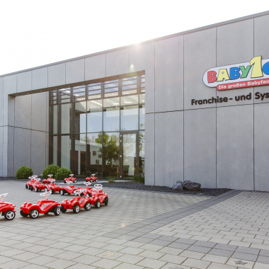 BabyOne Franchise- und Systemzentrale in Münster
