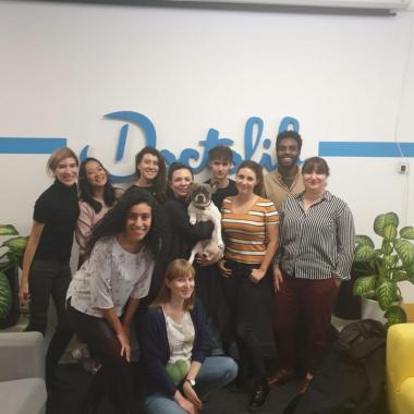 Anfang Oktober war LinkedIn bei uns, um unser tolles Talent Team mit wertvollen Informationen zu bereichern! Werde auch Du jetzt Teil eines unserer Teams und lerne unsere Talent-Partner kennen!