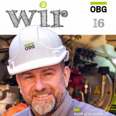 """Die """"WIR"""", unsere Firmenzeitschrift - Ausgabe 16"""
