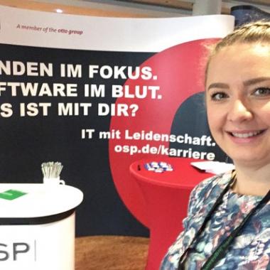 OSP Kennenlernen beim JUG Saxony Day 2019