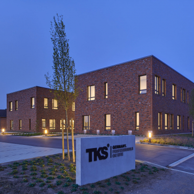 TKS Headquarters in Borken