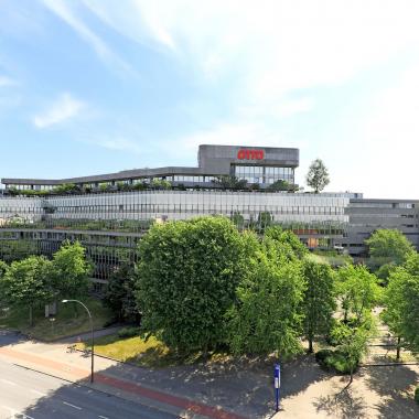 OTTO-Zentrale in Hamburg