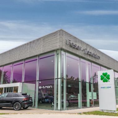 Audi Terminal bei Feser Joachim Automobil GmbH in Roth