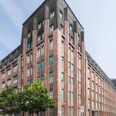 Unser Bürogebäude in der Schreiberhauer Straße 30