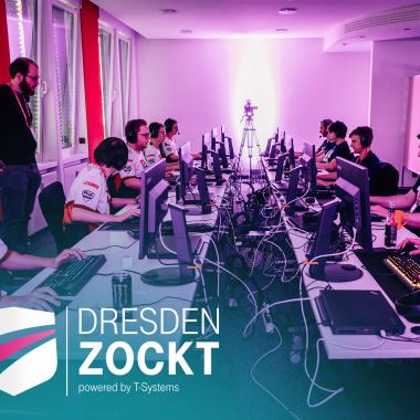 2019 haben Zock-Begeisterte aus der T-Systems MMS das erste Mal ein E-Sports Event in Dresden veranstaltet. Unter dem Motto Dresden Zockt veranstalteten wir ein League of Legens Turnier und zeigen ...