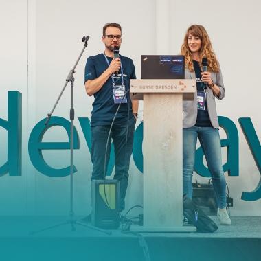 Einmal im Jahr veranstaltet unsere Software Engineering Community eine Konferenz für alle IT-Interessierte - den Dev Day!