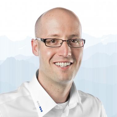 Olivier Jeanneret, Leiter Beratung & Verkauf