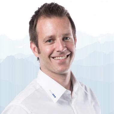 Daniel Arnold, Leiter Produkte und Services, Leiter Standort Aarburg