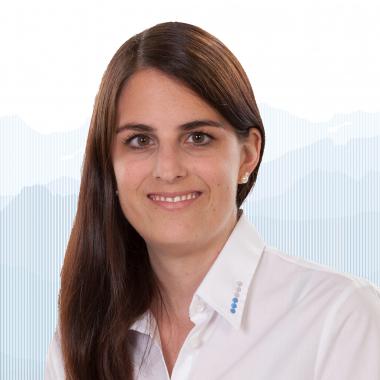 Alexandra Helbling, Projektleiterin NAV