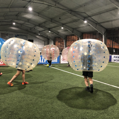 Teamevent Bubble Soccer 2019