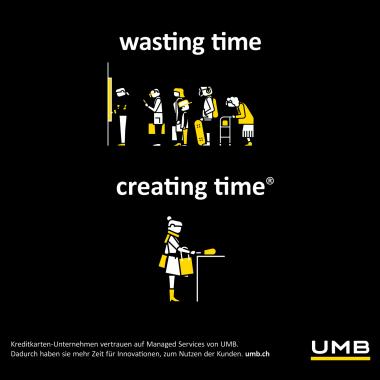 Unsere Kunden haben mehr Zeit.