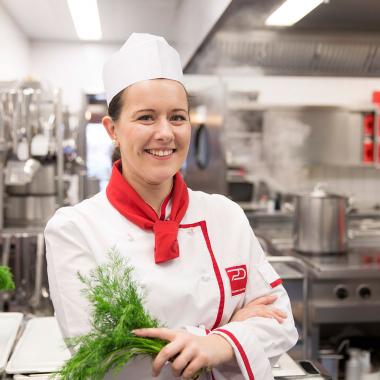 Dussmann Service, Catering zum Beispiel für Senioren, Mitarbeiter, Patienten oder Schüler.