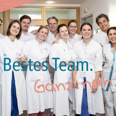 Team Frauenklinik