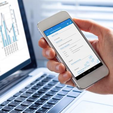 ams.erp - Die Businesssoftware für Losgröße 1+