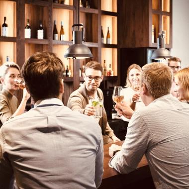 Afterwork an unserer Bar