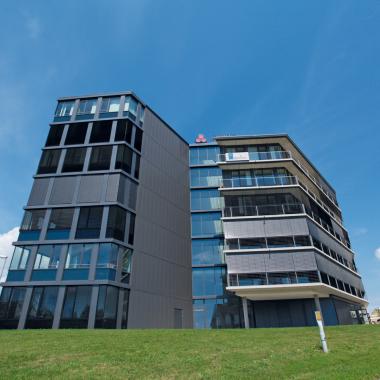 Hauptniederlassung in Friedrichshafen