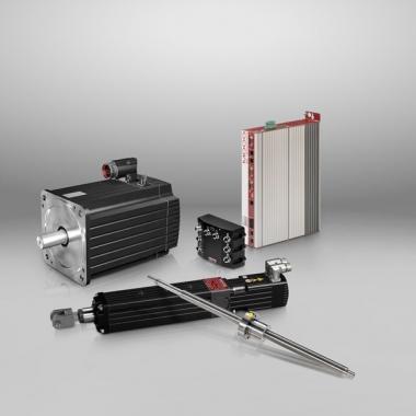 Teil unseres elektromechanischen Produktportfolios