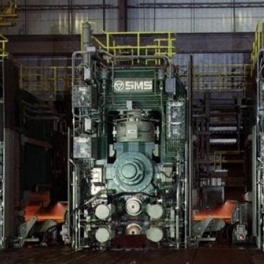 Einsatzbeispiel aus dem Bereich Stahlherstellung