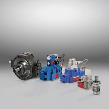 Unser elektrohydraulisches Produktportfolio