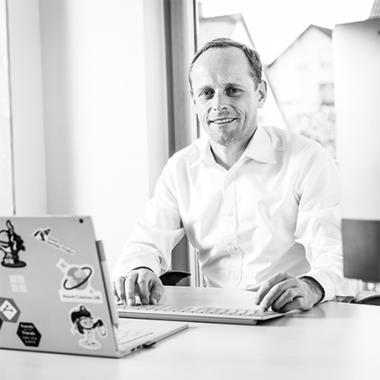 Tobias Schmailzl - Managing Director / Co-Founder