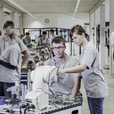 Technische Ausbildung