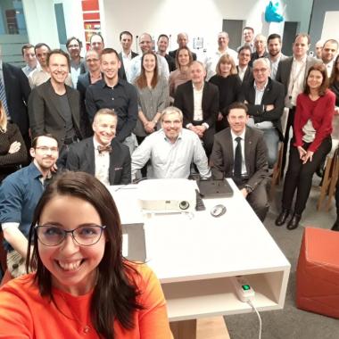 "TÜV AUSTRIA Talk Time in unserem ""Next Horizon"" Innovation Lab"