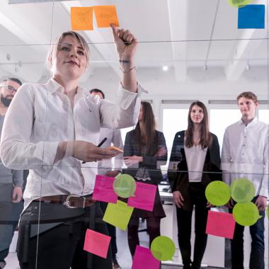 Auch in IT und Verwaltung bietet BAM abwechslungsreiche, spannende Aufgaben.