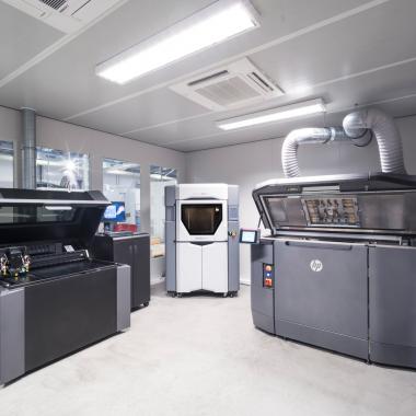 Einblick in den Bereich 3D-Druck / additive Fertigung bei BAM.