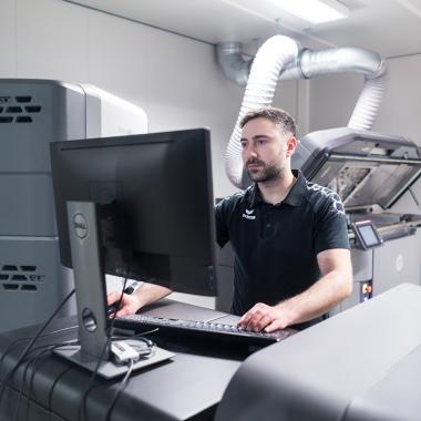 3D-Druck ist ein elementarer Bestandteil unserer modernen Produktion.