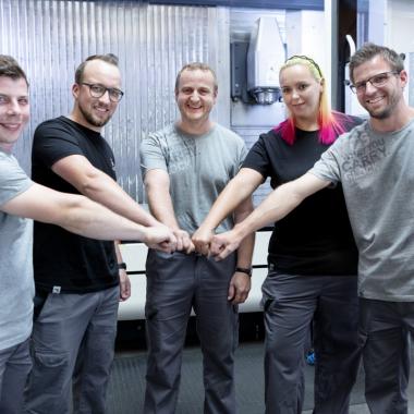 Team Werkzeugbau